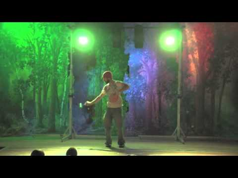 Joe Graff – Philly Flow Show Performance 2014