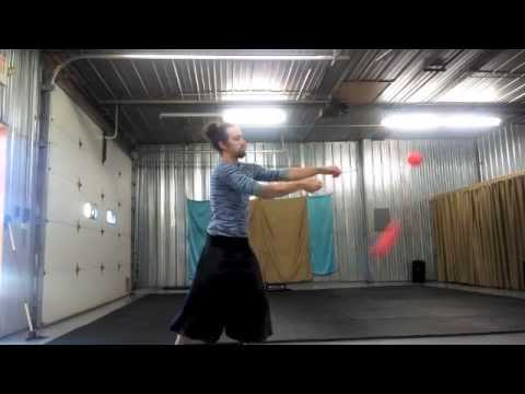 Jimmy Linenberger – Iso Toss Pattern Thingy